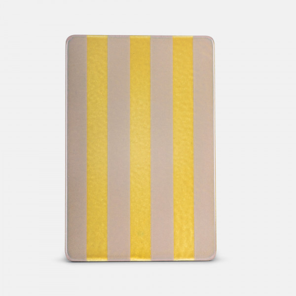 Lavasten Board, File Under Pop, Mustard Pink