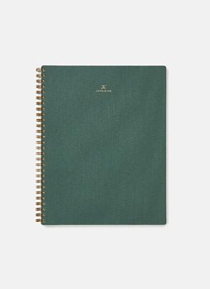 Notesbog, HUNTER GREEN