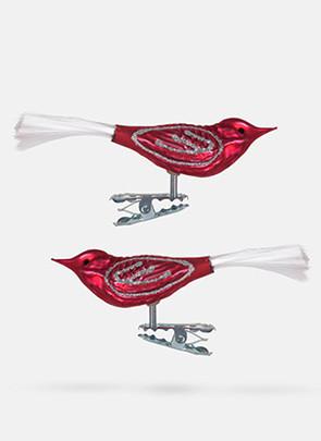 Røde fugle fra Brink Nordic