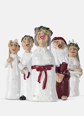Luciafigurer fra HARVESTTIME - små