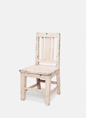 Mini stol, lyserød