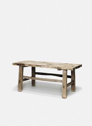 Sofabord i vintage wood