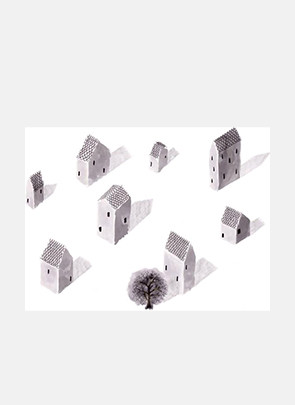 Little Houses af Ana Frois