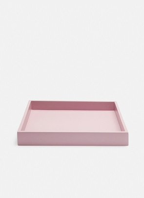 Bakke, lyserød